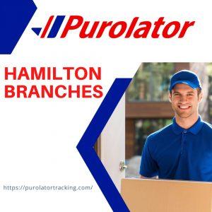 Purolator Hamilton Branches
