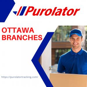 Purolator Ottawa Branches