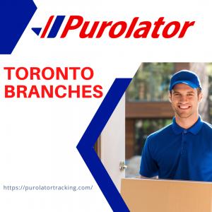 Purolator Toronto Branches