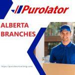 Purolator Alberta Branches