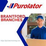 Purolator Brantford Branches