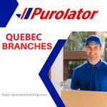 Purolator Quebec Branches
