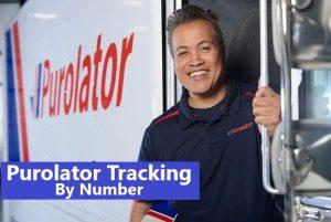 Purolator Tracking by Number